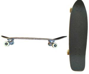 Skateboard-Test: Bild für Cruiser-Test