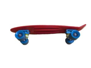 Pennyboard-Test: Penny-Board