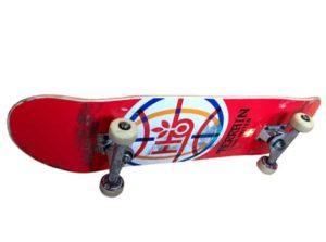 Skateboard-Test: Skateboard