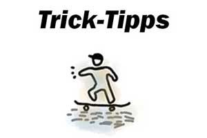 Skateboard-Test: Trick-Tipps